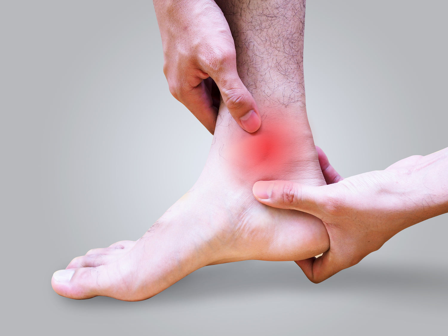 How To Heal A Sprained Ankle