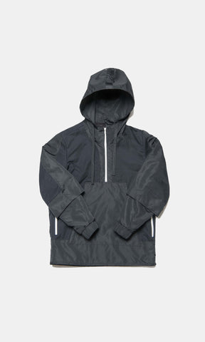 Anorak Jacket - Blue/Teal