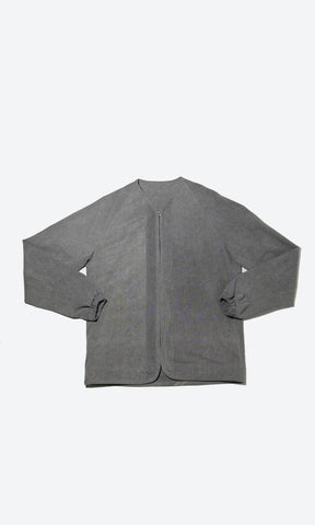 Bare Bomber - Natural Dye Grey