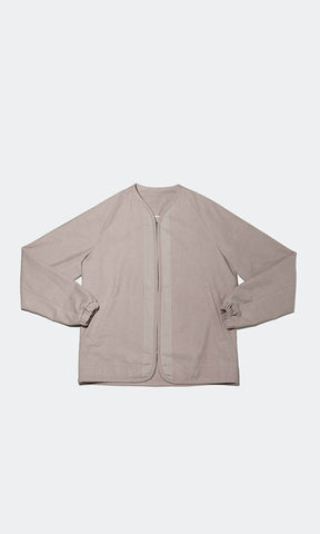 Bare Bomber - Muted Pink