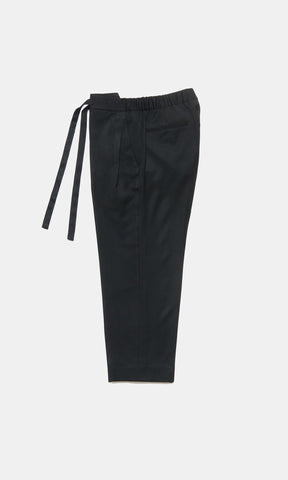Cropped Pants - Black
