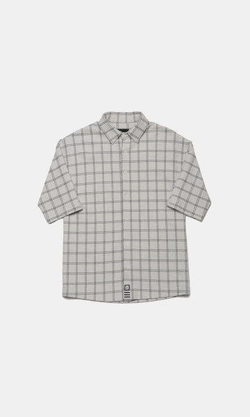 Button Up Shirt - Checker