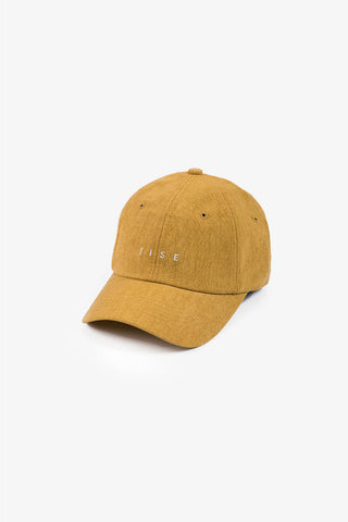 6 Panel Cap - Yellow