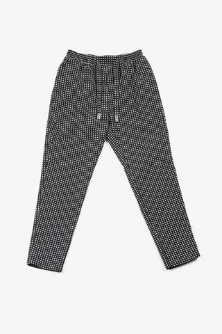 Lounge Pant - Black Stitch