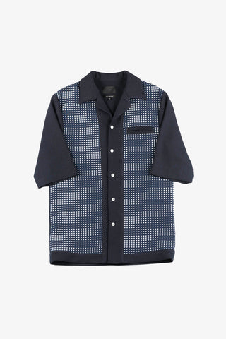Bowling Shirt - Navy