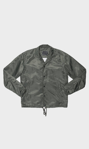 Coach Jacket - Military Green