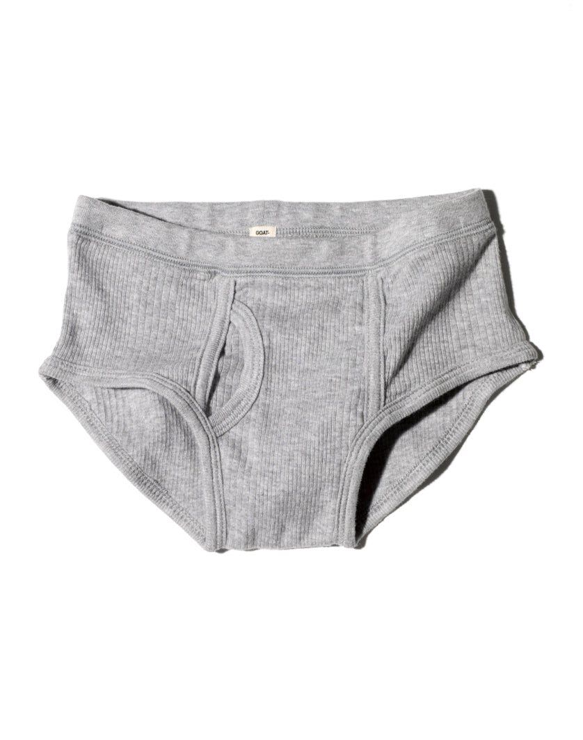 boy's brief (ribbed)