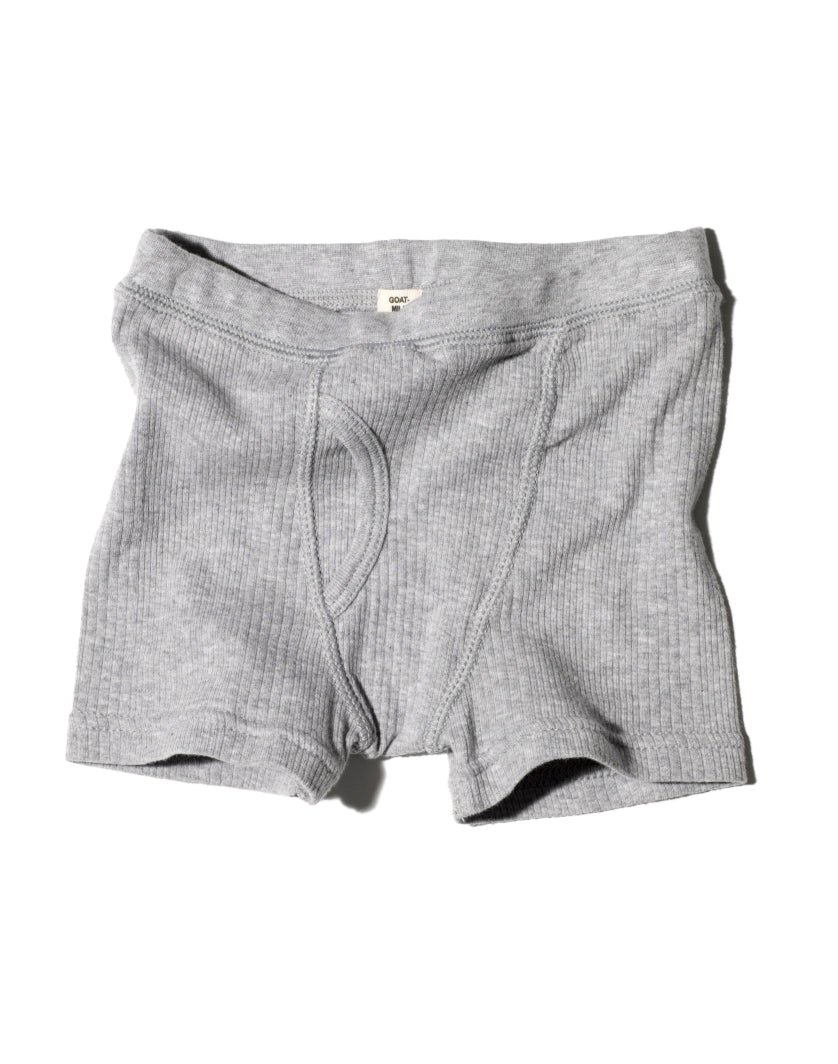 boy's boxer (ribbed)