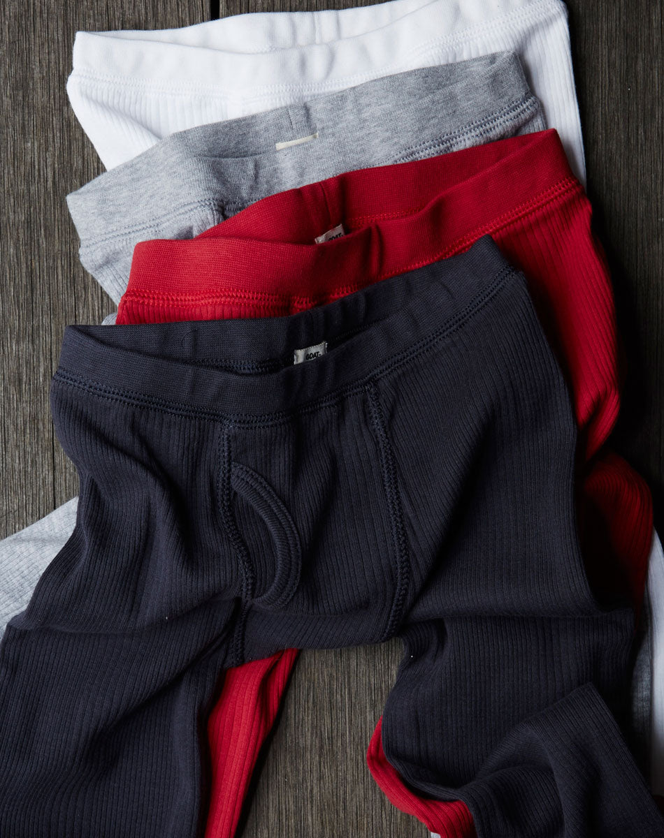 boy's pant (ribbed)