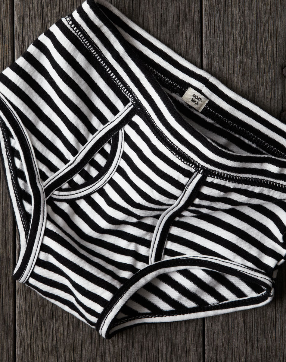 boy's brief (striped)