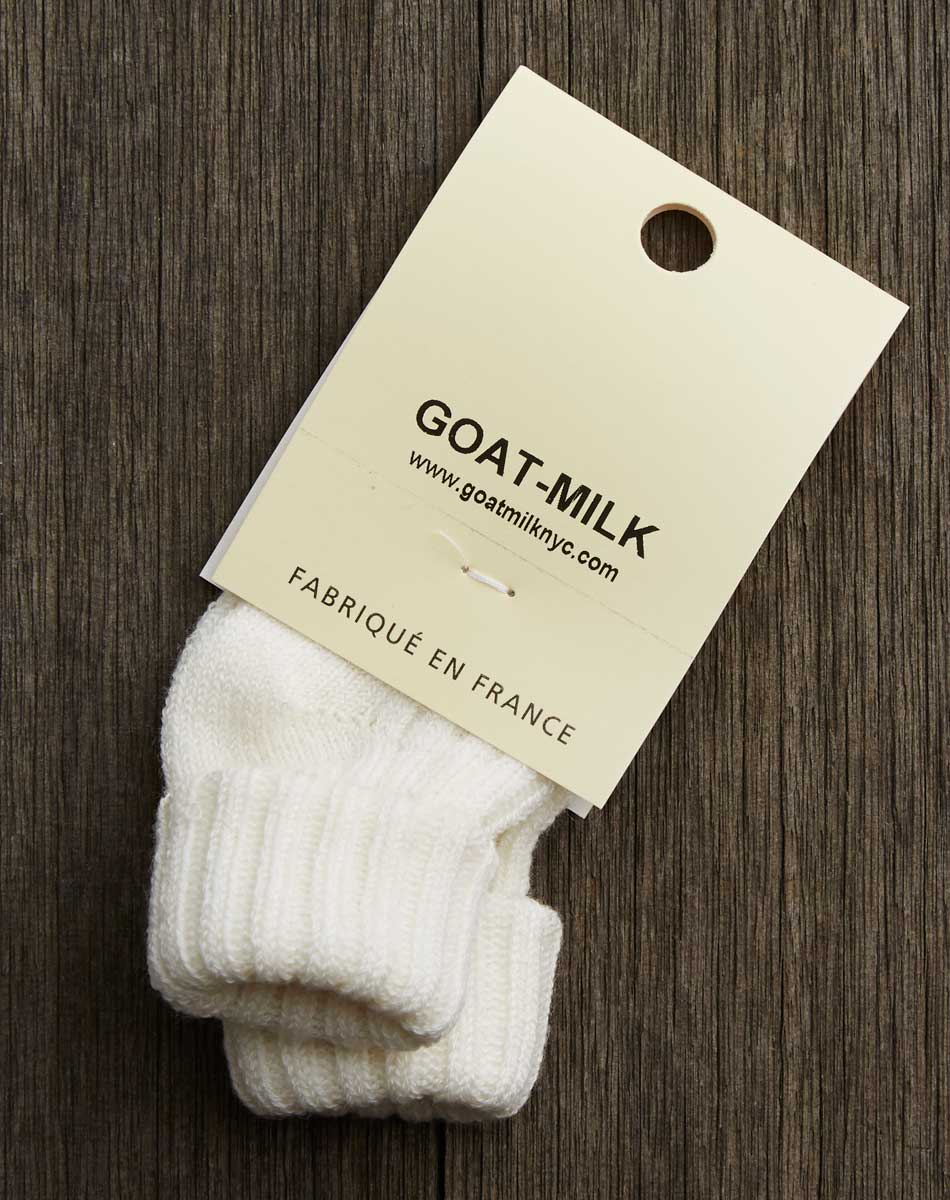 baby cashmere socks