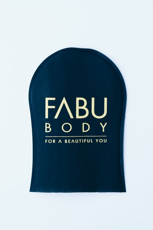 FABU BODY TANNING MITT - FOR A SMOOTH, EVEN & FUSS FREE TAN