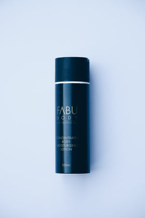 FABU CONCENTRATED BODY MOISTURISER 200ml