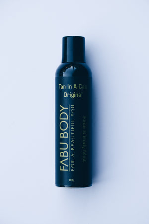 FABU BRILLIANT BRONZE FACE & BODY TANNING MIST