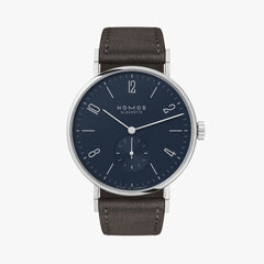 NOMOS Tangente 38 Midnight Blue (Ref 166)