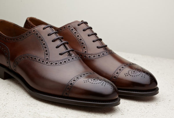 Edward Green Cadogan in Dark Oak