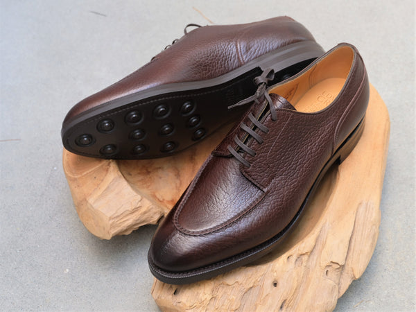 Edward Green Dover in Brown London Grain