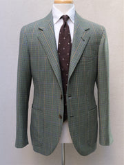 B&Tailor Jacket in Green (Eurotex Mill, Italy)