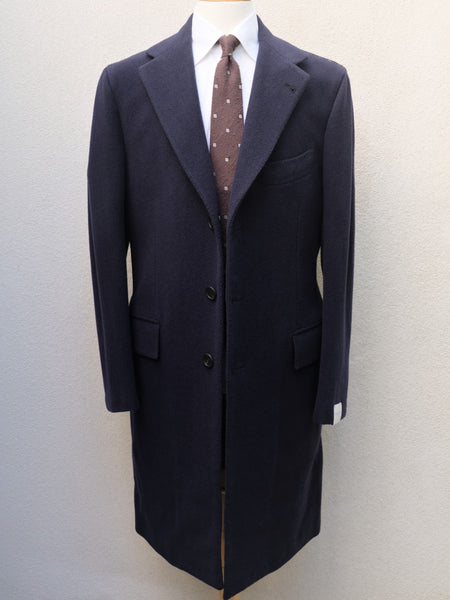 Orazio Luciano Coat in Navy