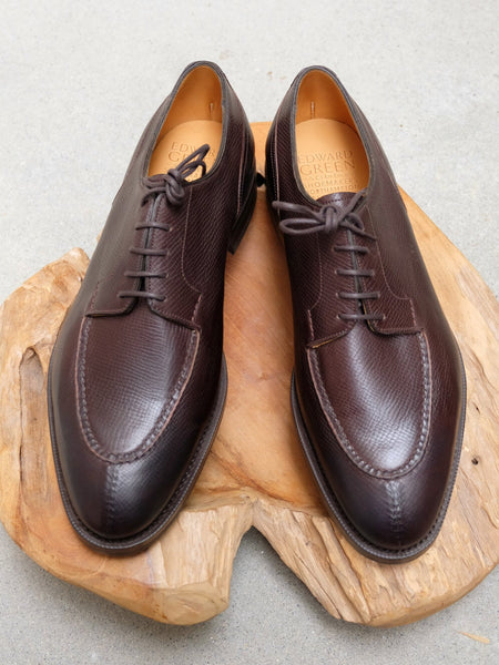 Edward Green Dover in Dark Brown Utah