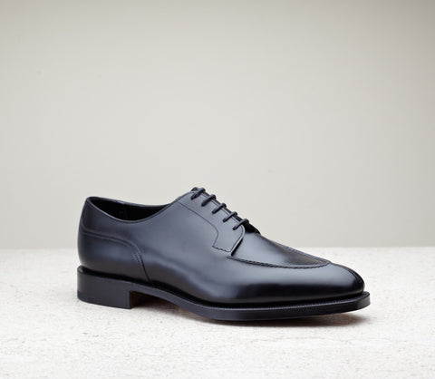 Edward Green Dover in Black Calf
