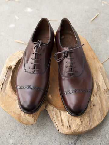 Edward Green Berkeley in Dark Oak