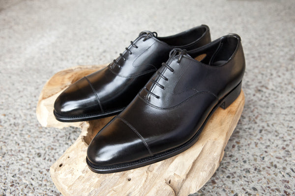 Edward Green Chelsea in Black Calf (82 Last)