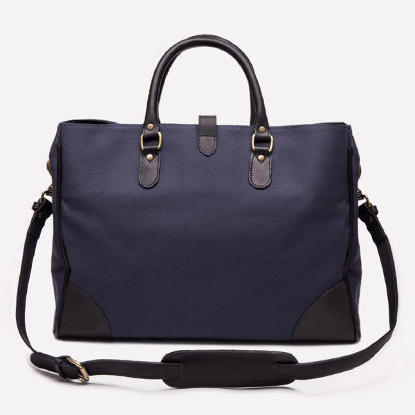 Ettinger 'Piccadilly' Canvas Tote