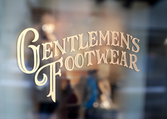 Gentlemen's Footwear Digital Gift Card