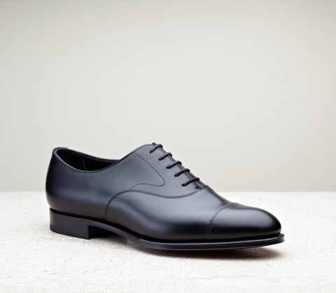 Edward Green Chelsea in Black Calf (202 Last)