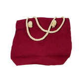 Canvas Bag - Red