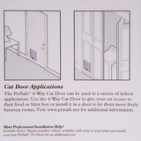 Cat Door - Regular