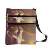 Cat Titanic small purse
