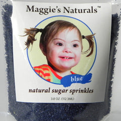 Blue Sugar Sprinkles