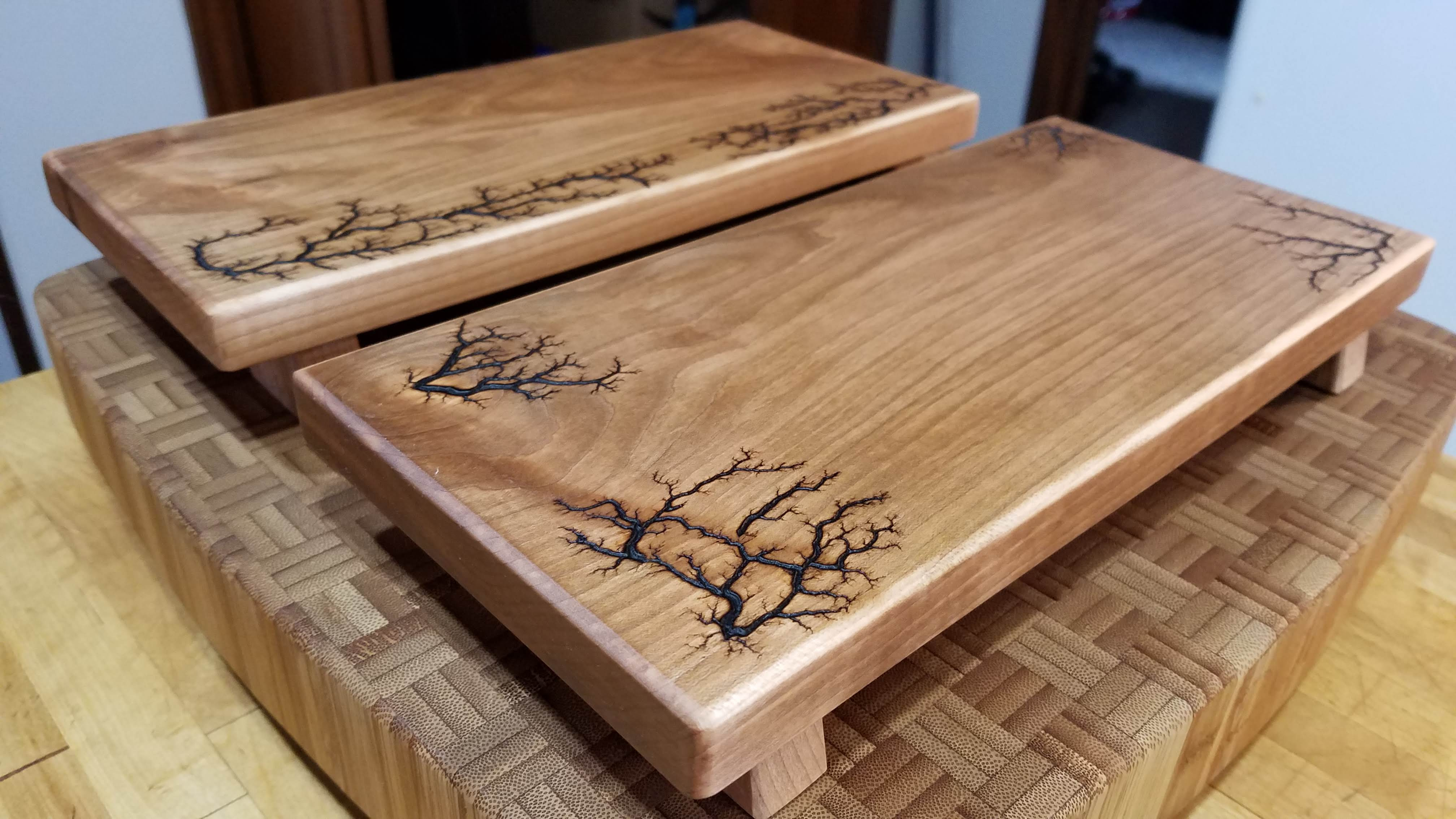 Sushi or Charcuterie serving board (Made-to-Order)