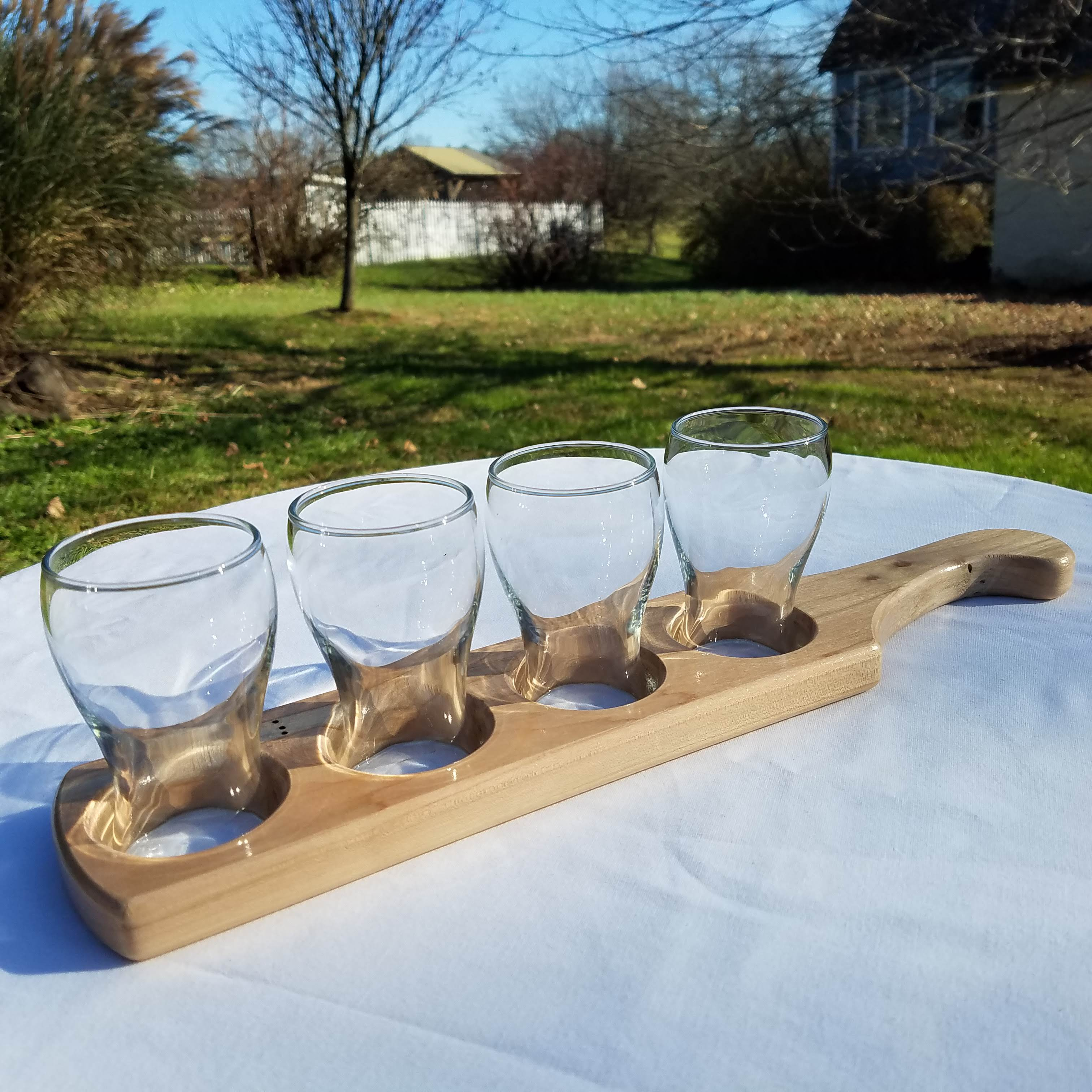 Ambrosia Maple Flight Paddle