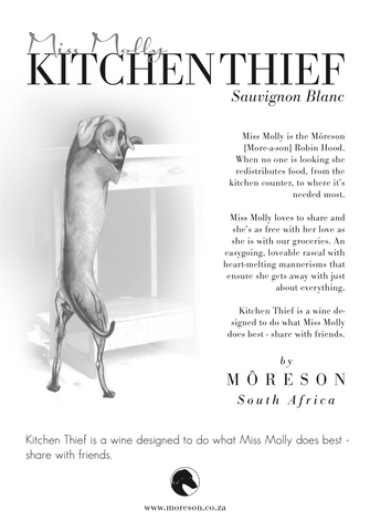 Kitchen Thief 2020 | Sauvignon Blanc | 12 Bottle Edition
