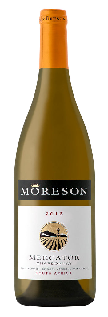 Môreson Mercator | Chardonnay '16 | 12 Bottle Box Edition