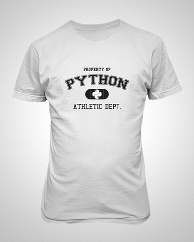 Python Athletic Dept. Shirt