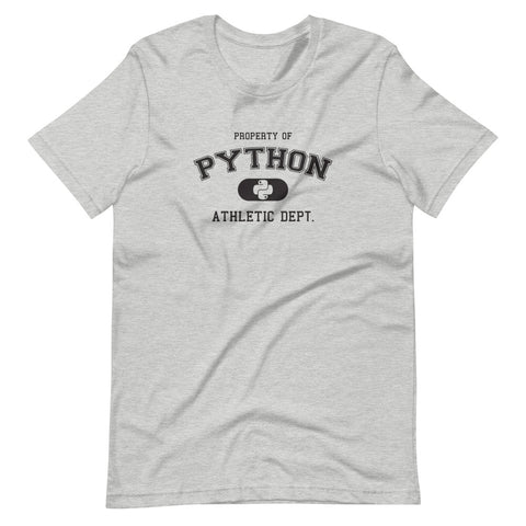 Python Athletic Department