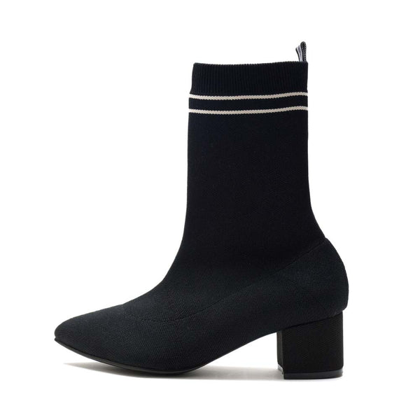 BOOTS POINT - BLACK STRIPE