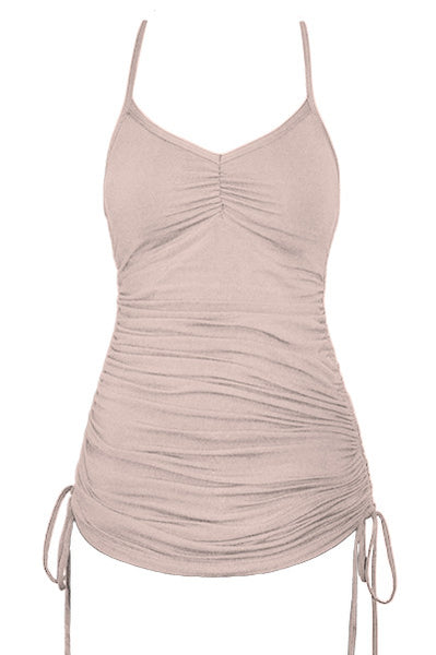 Modern Classic Activewear Top + Tunic in Ballet Pink.  Barrewear. Everywear.