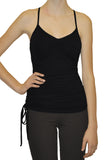 Modern Classic Activewear Top + Tunic in Rehearsal Black.  Barrewear. Everywear.