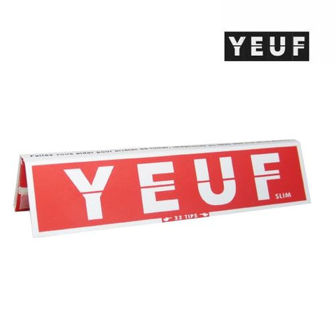 Yeuf King Size Single Paper Pack