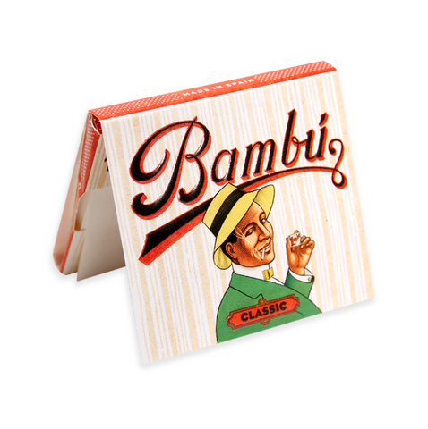 Bambu Rolling Papers - Original ( 3 pack )