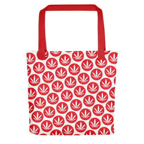 Dub Flower Bag - Red