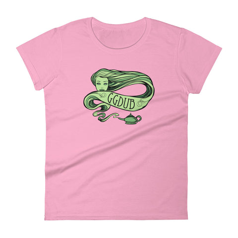 Green Genie short sleeve t-shirt