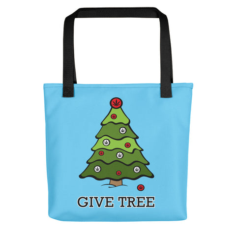 Give Tree Tote bag