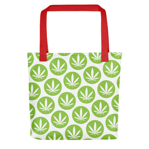 Dub Flower Bag - Green
