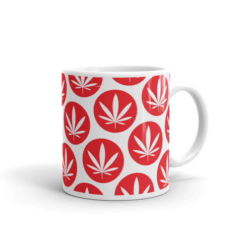 leaf mug xmas edtion